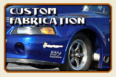 Custom Fiberglass Fabrication